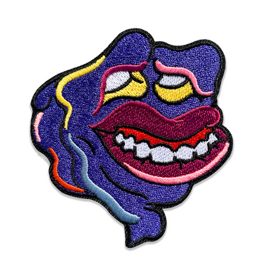 Gumbit head patch NEW