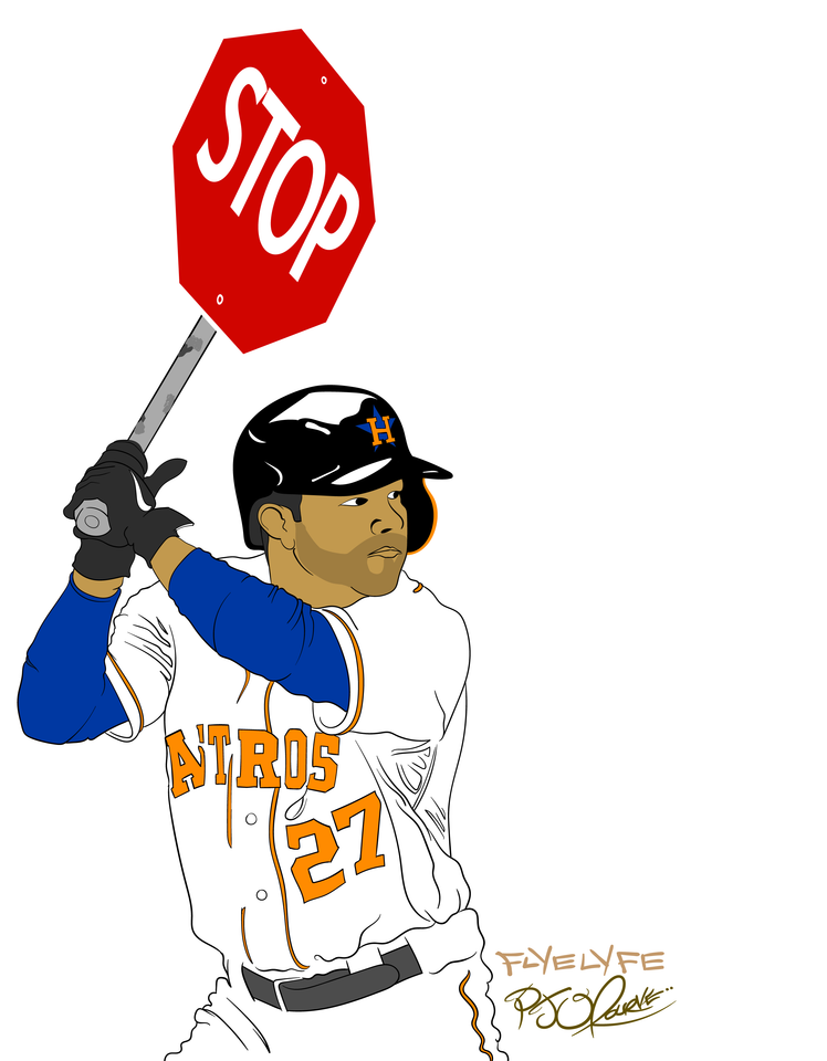 Stop Sign Stealing feat Altuve