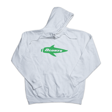 BLUNTS white hoody
