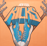 New York Kicks Blanket-Flag-Tapestry