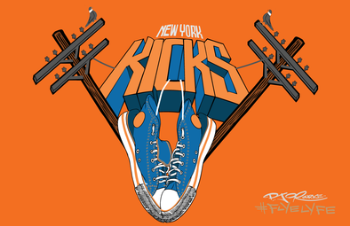 New York Kicks print