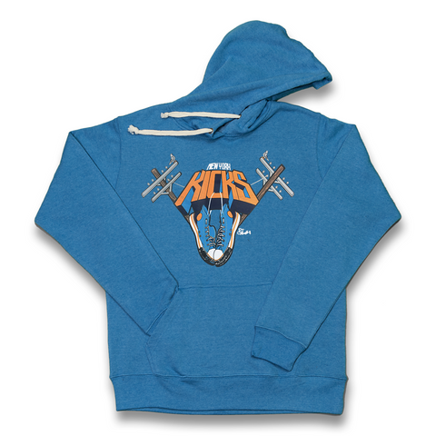 New York Kicks royal hoody