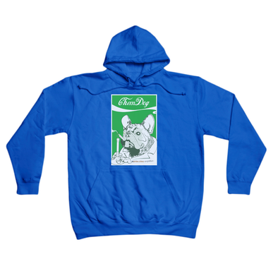 Chemdog royal hoody