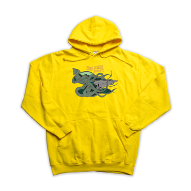 20000 Leagues under NYC yellow hoody