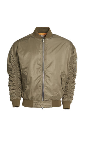 THE BOMBER JACKET