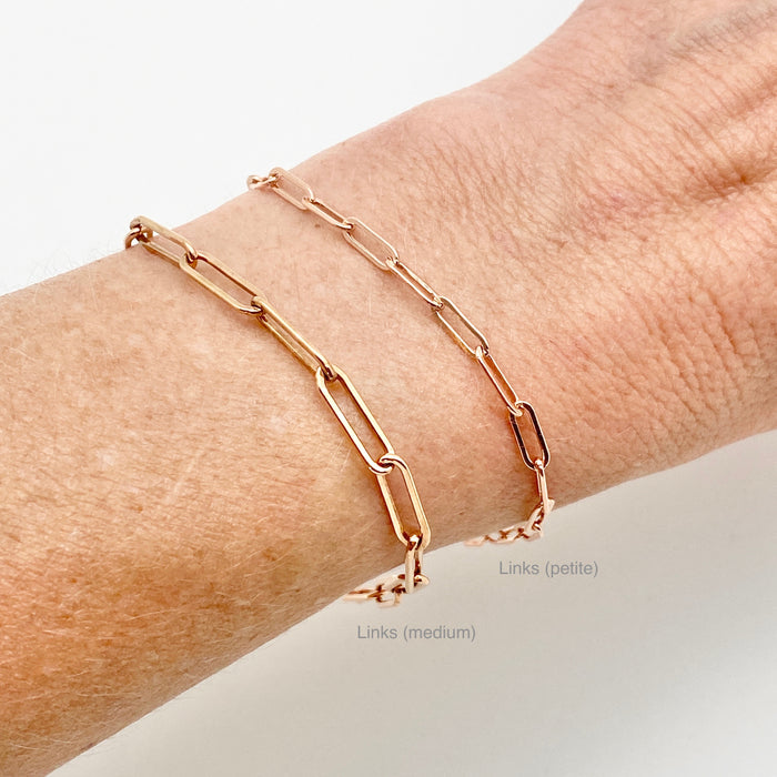 Chain Bracelet - Links (Petite)