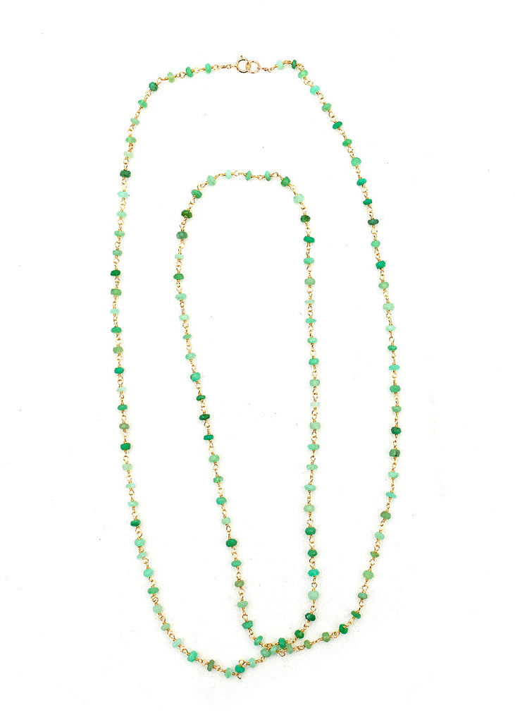 The Strand - Chrysoprase