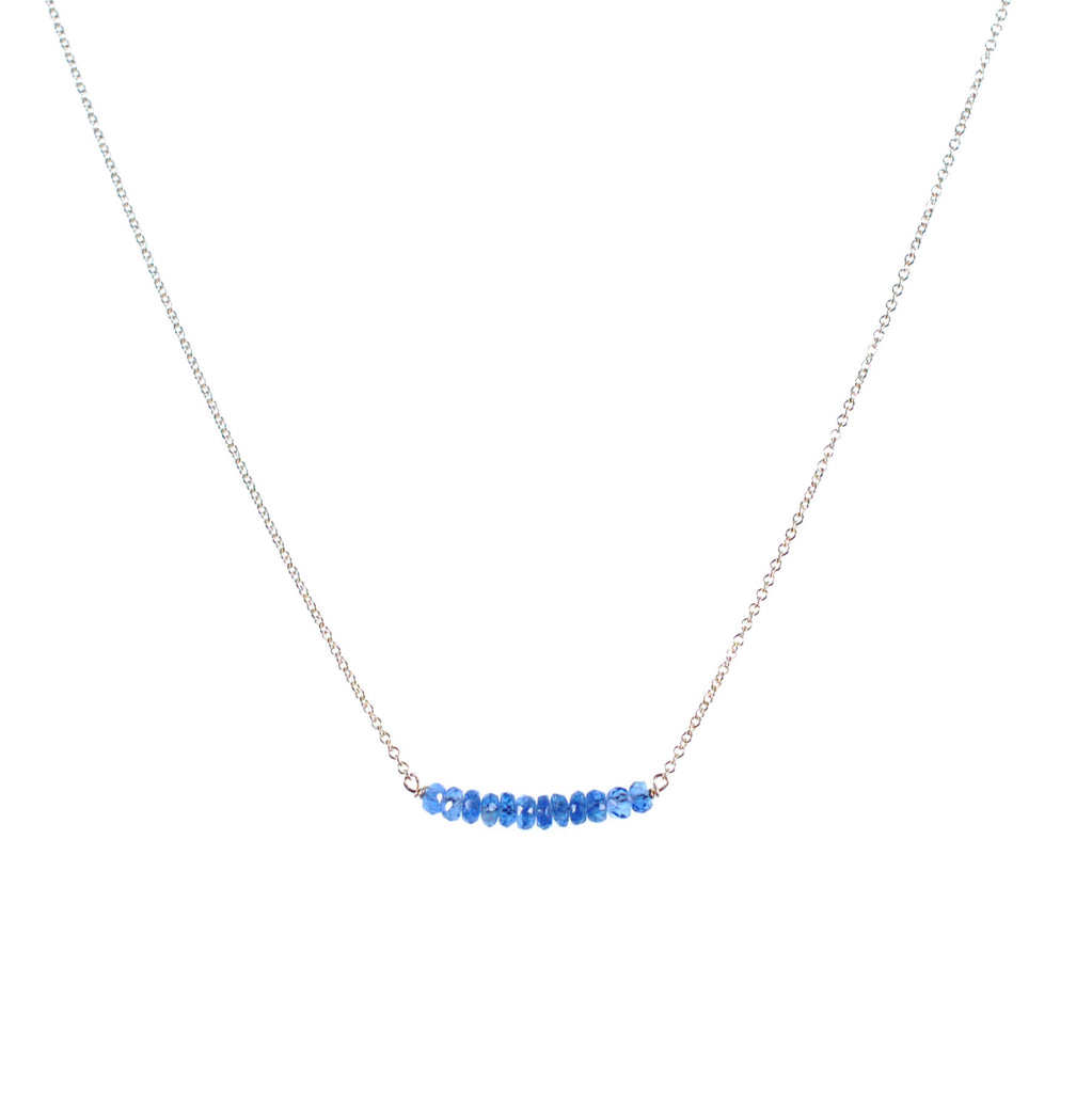 September Birthstone - Branch Necklace
