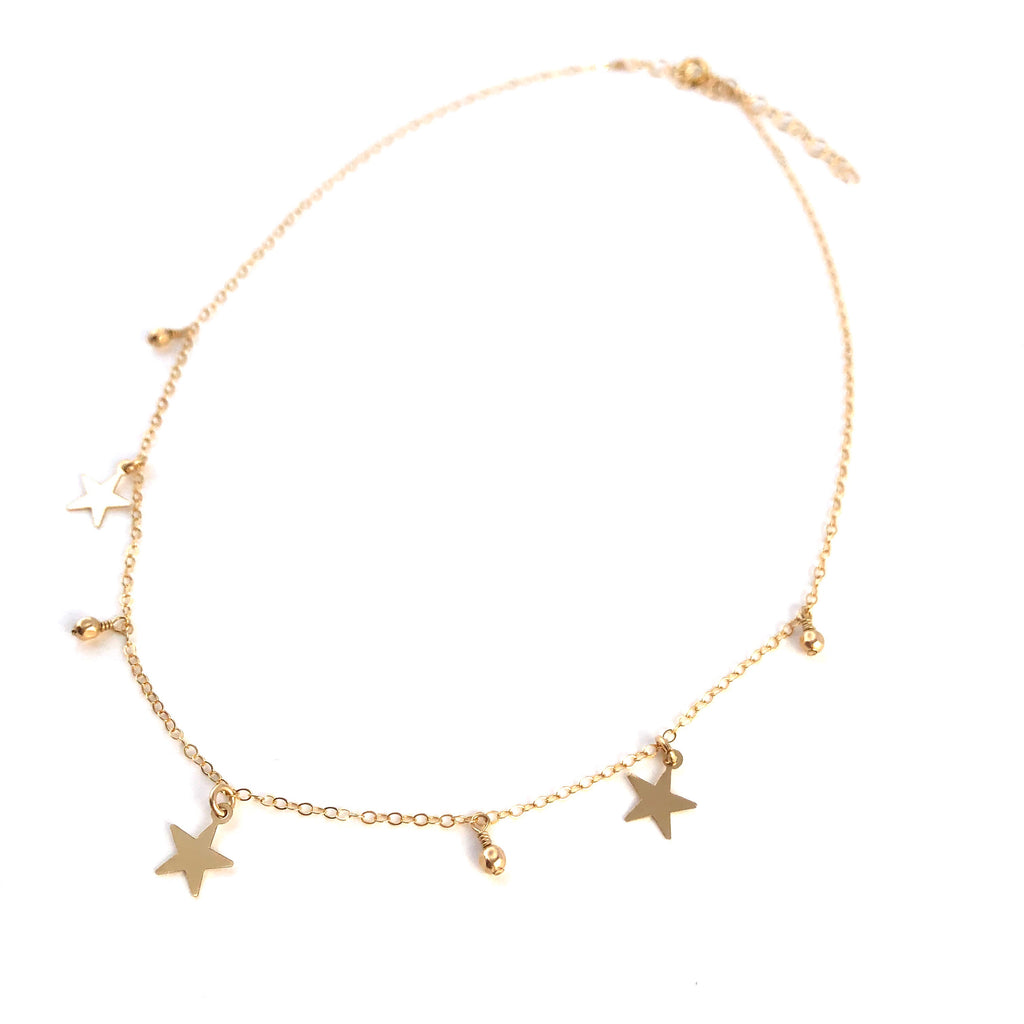 Little Stars Choker