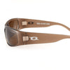Brown polarized lenses, Fishing sunglasses, Brown frame