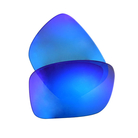 Montana Replacement Lenses, Smoked Polarized w/ Blue Mirror