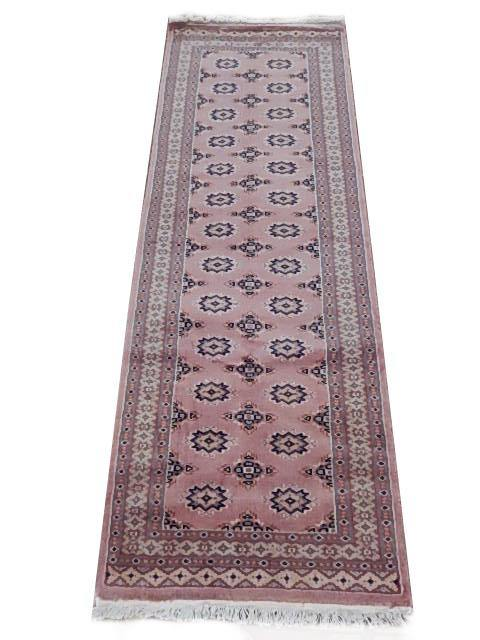 Luxurious 2x6 Authentic Hand Knotted Jaldar Bokhara Rug - Pakistan - bestrugplace