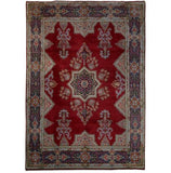 10x14 Authentic Hand-knotted Persian Kerman Rug - Iran