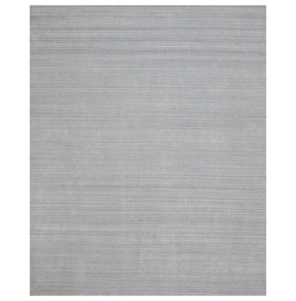 12x15 Authentic Hand Knotted Contemporary Rug - India