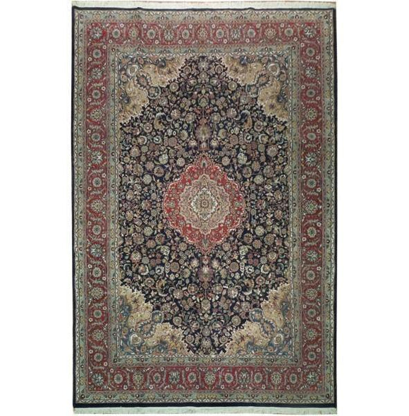 10x14 Authentic Handmade Fine Quality Rug - India