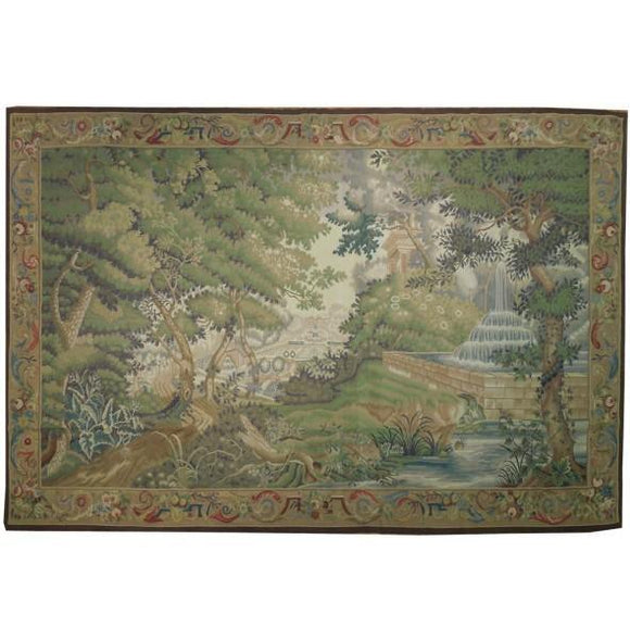 13x9 Authentic Handmade Fine Quality Tappestry Rug - China