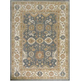 Harooni Rugs - Dazzling 12x18 Authentic Hand Knotted Oushak Rug - India