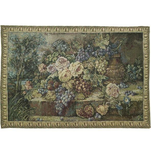 4x3 Authentic Handmade Fine Quality Tapestry Rug-China