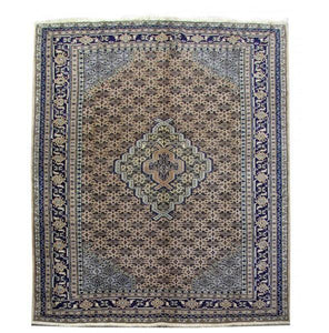 10x12 Authentic Hand Knotted Persian Ardebil Rug - Iran