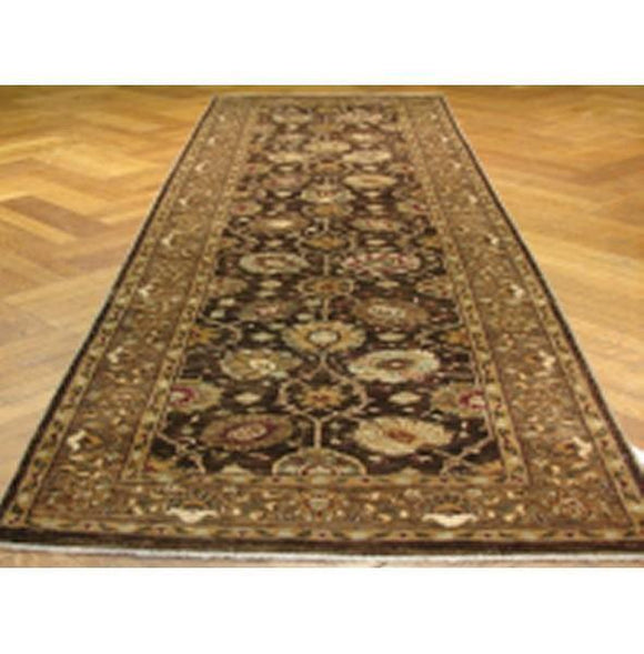 3x11 Authentic Handmade Chobi Peshawar Runner-Pakistan