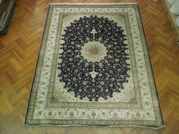 10x12 Authentic Handmade Signed High End Silk Rug-China