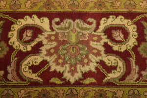 Authentic Hand-Knotted 8x10 Rug - Traditional