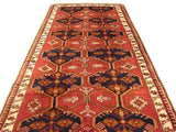 4x10 Authentic Hand-knotted Persian Runner - Iran