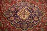 Fascinating 10x13 Authentic Hand-Knotted Rug