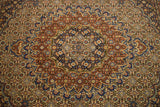 Authentic Hand-Knotted 6x6 Rug - Traditional