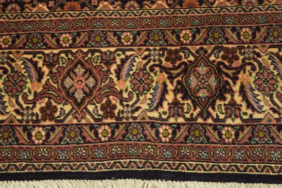 Authentic Hand-Knotted 7x13 Rug - Traditional