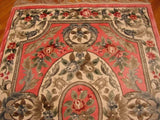 Harooni Originals - 4x6 Authentic Handmade Art Silk Rug - China