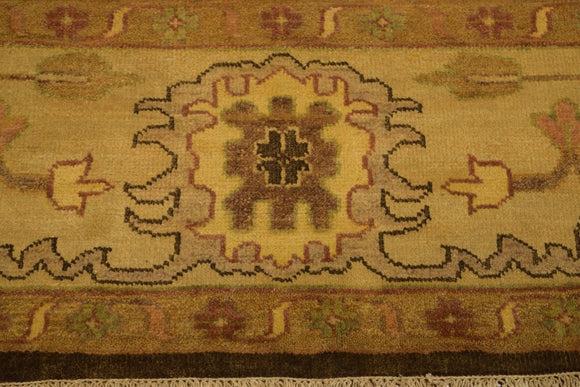 Harooni Originals - 9x12 Authentic Hand Knotted Rug - Traditional