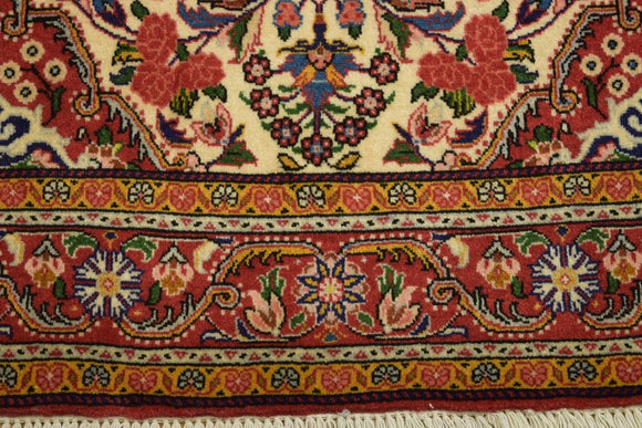 Harooni Rugs - Authentic Hand-Knotted 3x5 Fine Quality EB Djozan Rug - Traditional