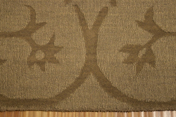 8x11 Authentic Hand Knotted Rug - Traditional
