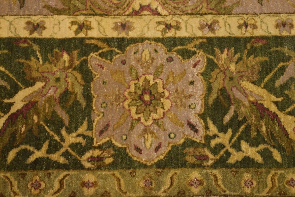 Harooni Originals - 9x13 Authentic Hand Knotted Rug - Traditional