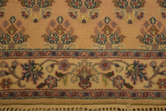 Harooni Originals - 3x5 Authentic Hand Knotted Rug - Traditional