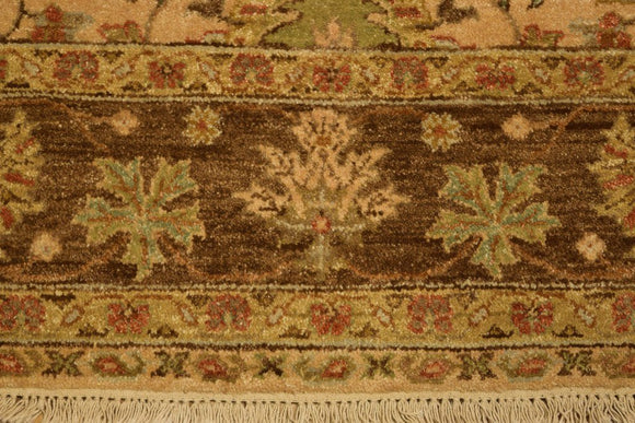 Harooni Originals - 5x9 Authentic Hand Knotted Rug - Traditional