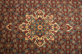 Authentic Hand-Knotted 5x7 Rug - Traditional
