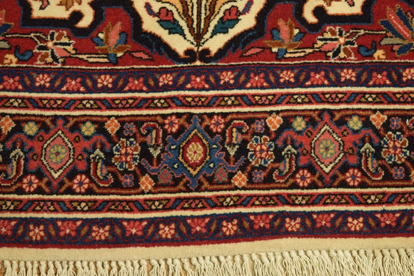 Harooni Rugs - Authentic Hand-Knotted 4x8 Rug - Traditional