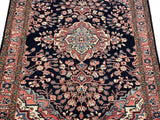 Harooni Rugs - Pristine 5x7 Authentic Hand-knotted Persian Hamadan Rug - Iran