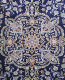 11x15 Authentic Hand-knotted Persian Signed Isfahan Rug - Iran