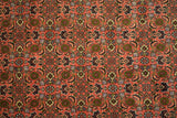 Authentic Hand-Knotted 7x8 High End Persian Bijar Rug - Traditional