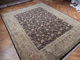 Harooni Rugs - Dazzling 8x10 Authentic Handmade Jaipur Quality Rug - India