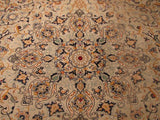 10x13 Authentic Handmade Signed Persian Kashan-IRAN Rug