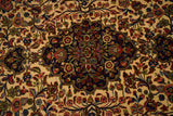 Fascinating 4x7 Authentic Hand-Knotted Rug