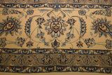 Fascinating 13x17 Authentic Hand-Knotted Rug