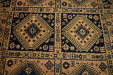 Authentic Hand-Knotted 9x12 Rug - Traditional