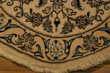 Fascinating 3x3 Authentic Hand-Knotted Rug