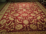 Harooni Rugs - Dazzling 13x18 Authentic Hand-Knotted Traditional Jaipur Rug - India