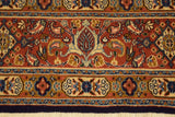 Authentic Hand-Knotted 6x7 Rug - Traditional